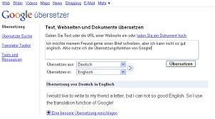 Ubersetzung Deutsch Englisch