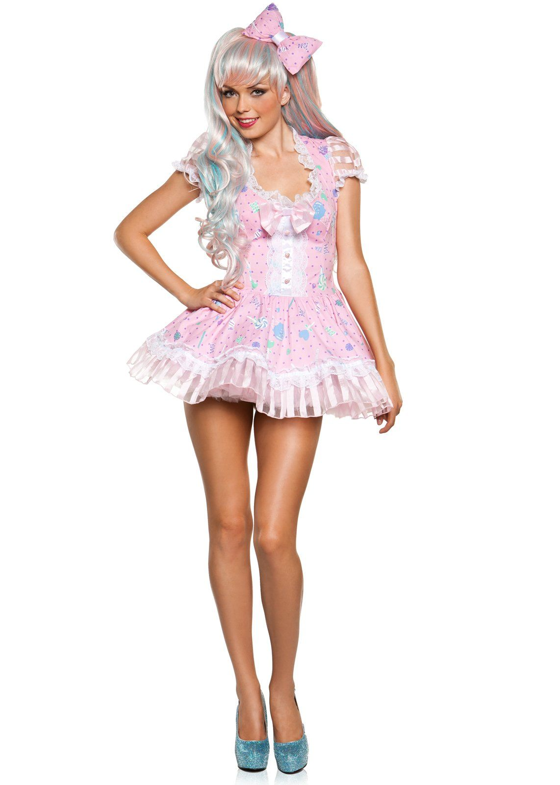 Sexy candy costumes