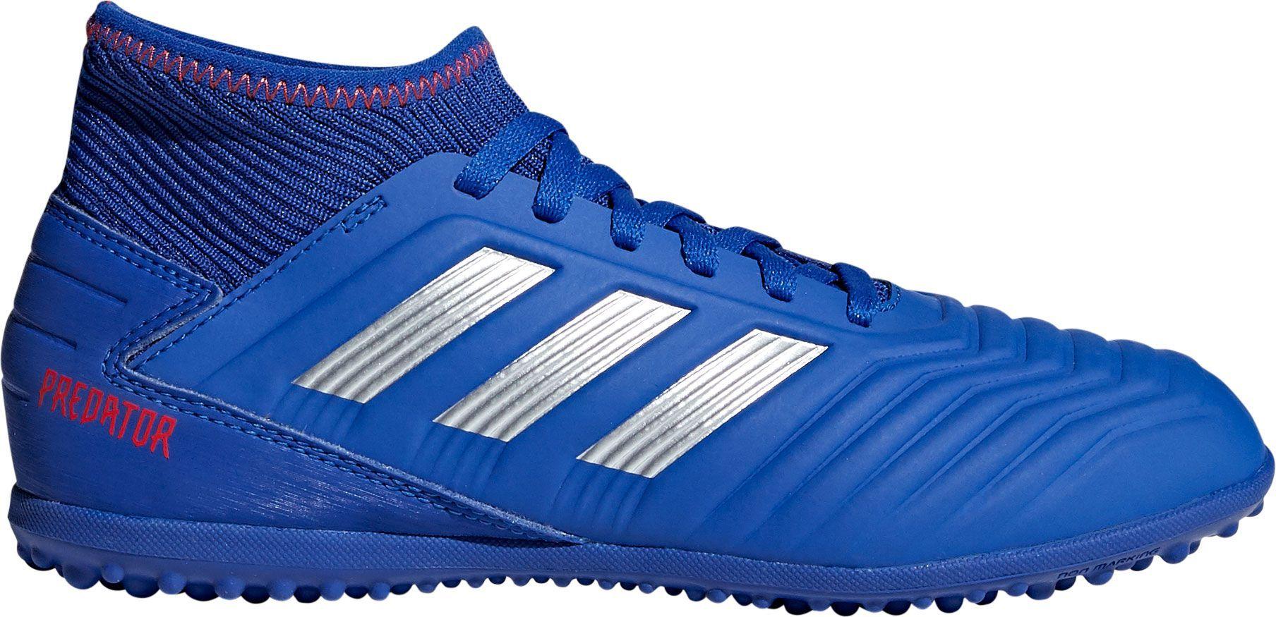 adidas Kids' Predator Tango 19.3 Turf Soccer Cleats, Boy's ...
