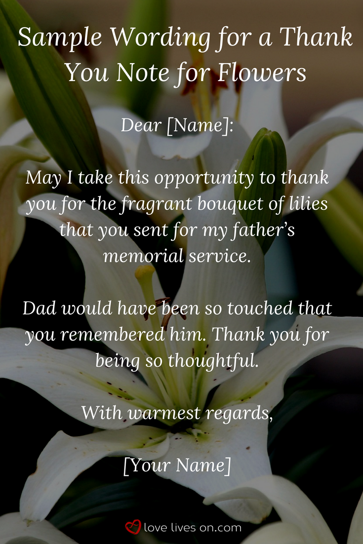 33 best funeral thank you cards cards for funeral thank you copy this sample wording for a funeral thank you note for flowers to make your thank izmirmasajfo