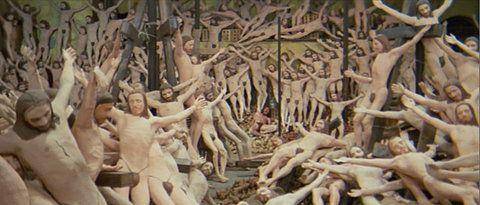film_stills: The Holy Mountain (Alejandro Jodorowsky, 1973)