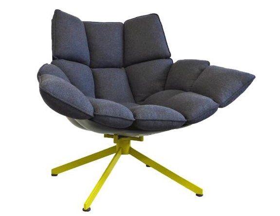 armchair husk by b&b italia now on sale at clic. | clic | b&b, Attraktive mobel