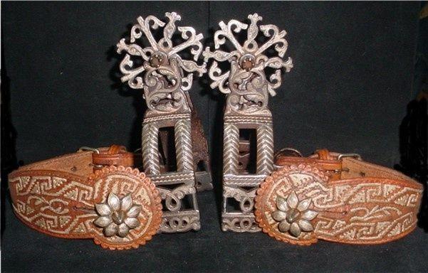 Arte De Espuelas South American Spurs Espuelas Charras Espuelas Arte De Vaquero