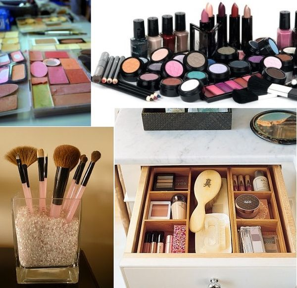 5 Tips & Ideas For Organizing Your Makeup