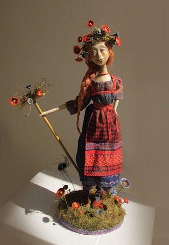 Harvest Time ~Anna Zueva~