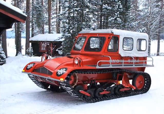 Aktiv snow trac snowmobiles pinterest - Toyota pista silla ...