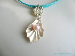 DIAS Jewelry: Sea Shell Metal Clay (Muschel Art Clay)