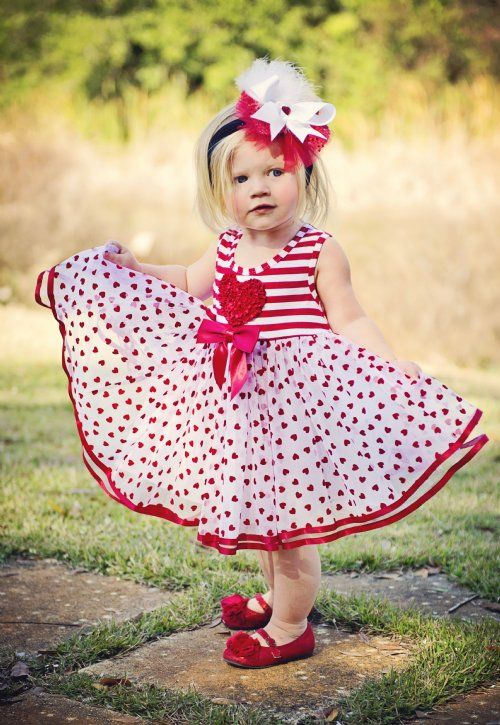 10 Cute Baby Girl Valentine S Day Outfits 2015 Uk Fashion