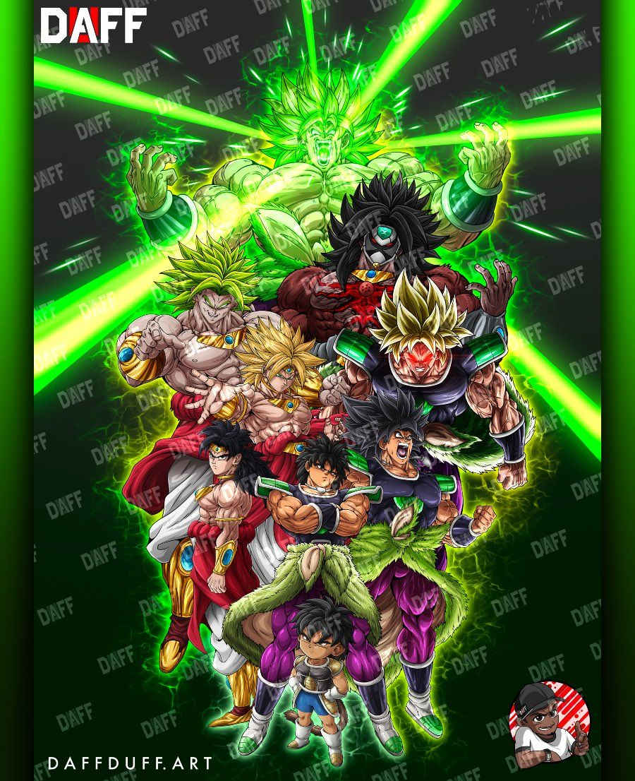 Sinopse E Detalhes Dragon Ball Super Broly Es La Vigesima