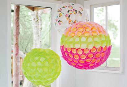 brico d corer une lanterne de moules muffins bricolage diy pinterest muffins lampes. Black Bedroom Furniture Sets. Home Design Ideas