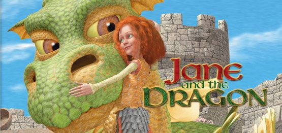 Jane and the Dragon  One of the best TV shows for kids! | Kid stuff
