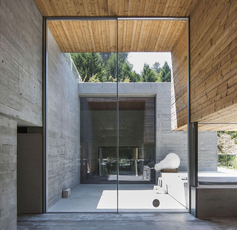 Sl20 Otiima Thin Aluminium Framed Sliding Patio Door