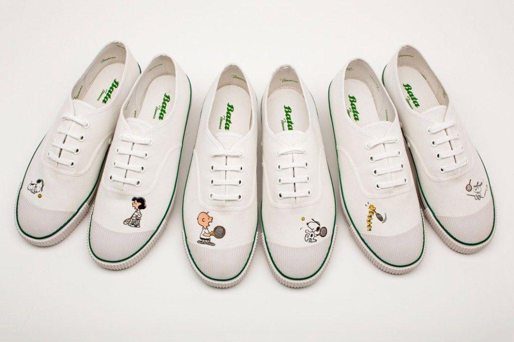 Snoopy shoes, Bata shoes