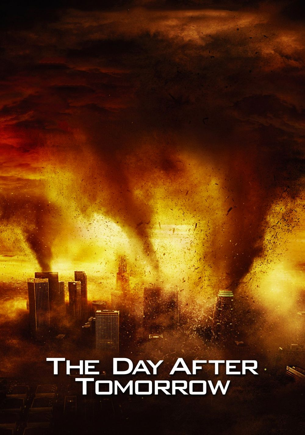 28+ The day after tomorrow book movie information