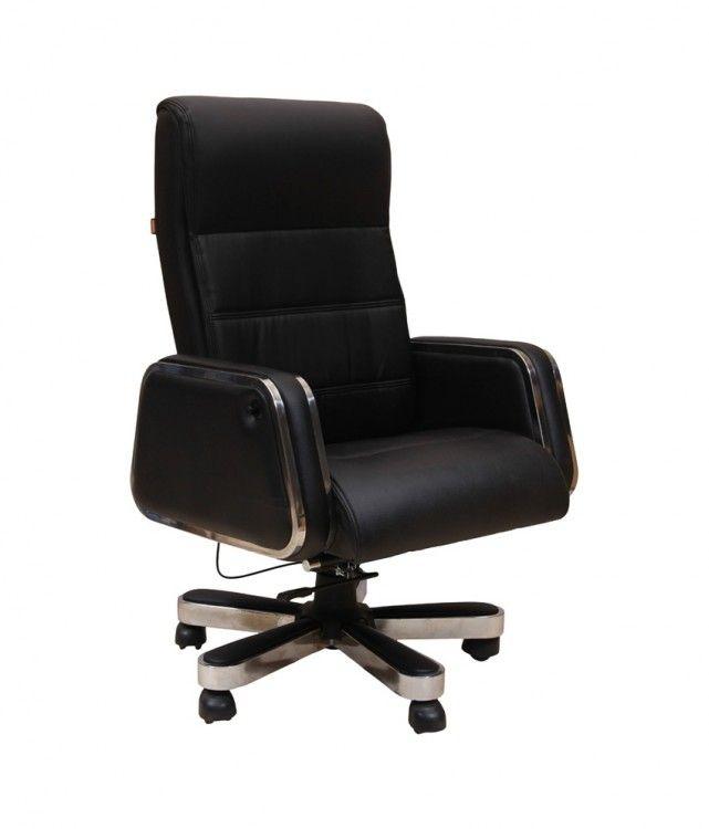 Geeken Revolving Chair Counter Height Kitchen Chairs President Office In Black Pinterest