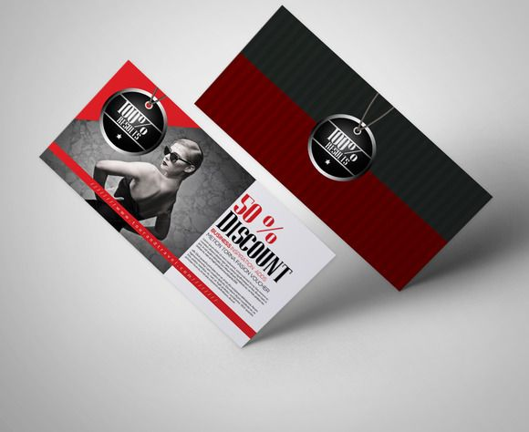 Fashion Product Gift Voucher by Business Flyers on @graphicsmag - business voucher template