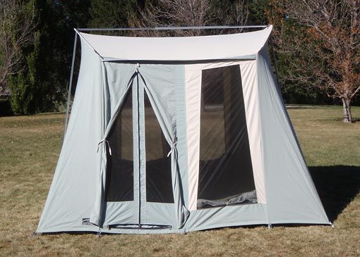 Traveler 5 Springbar Tent Crazy Strong In Every Weather