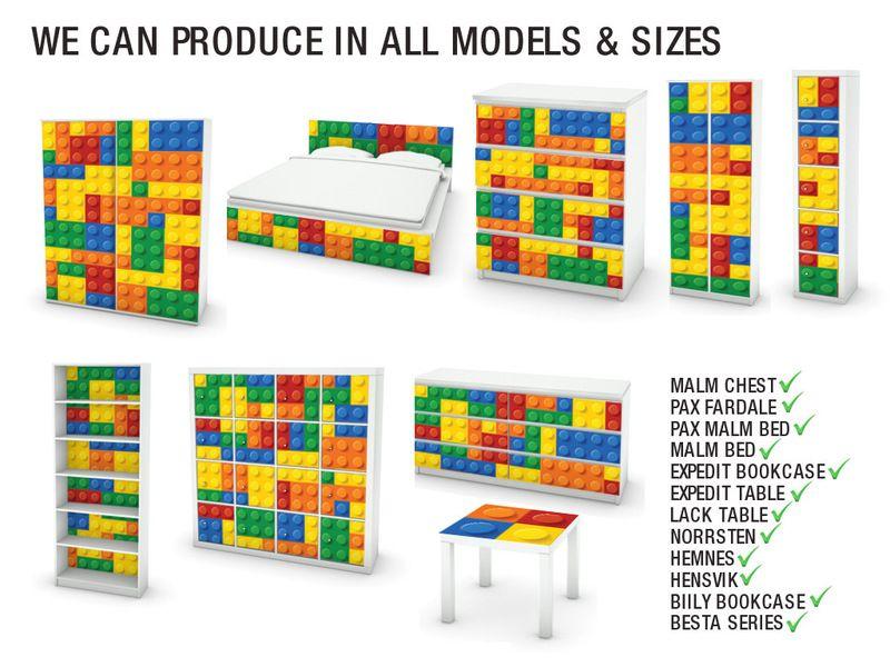 Qui N A Pas Chez Soi Une Table Lack Une Etagere Expedit Ou Tout Autre Meuble Ikea Aux Noms Les Plus Imprononcables Les Uns Que L Meubles Ikea Ikea Salle Lego