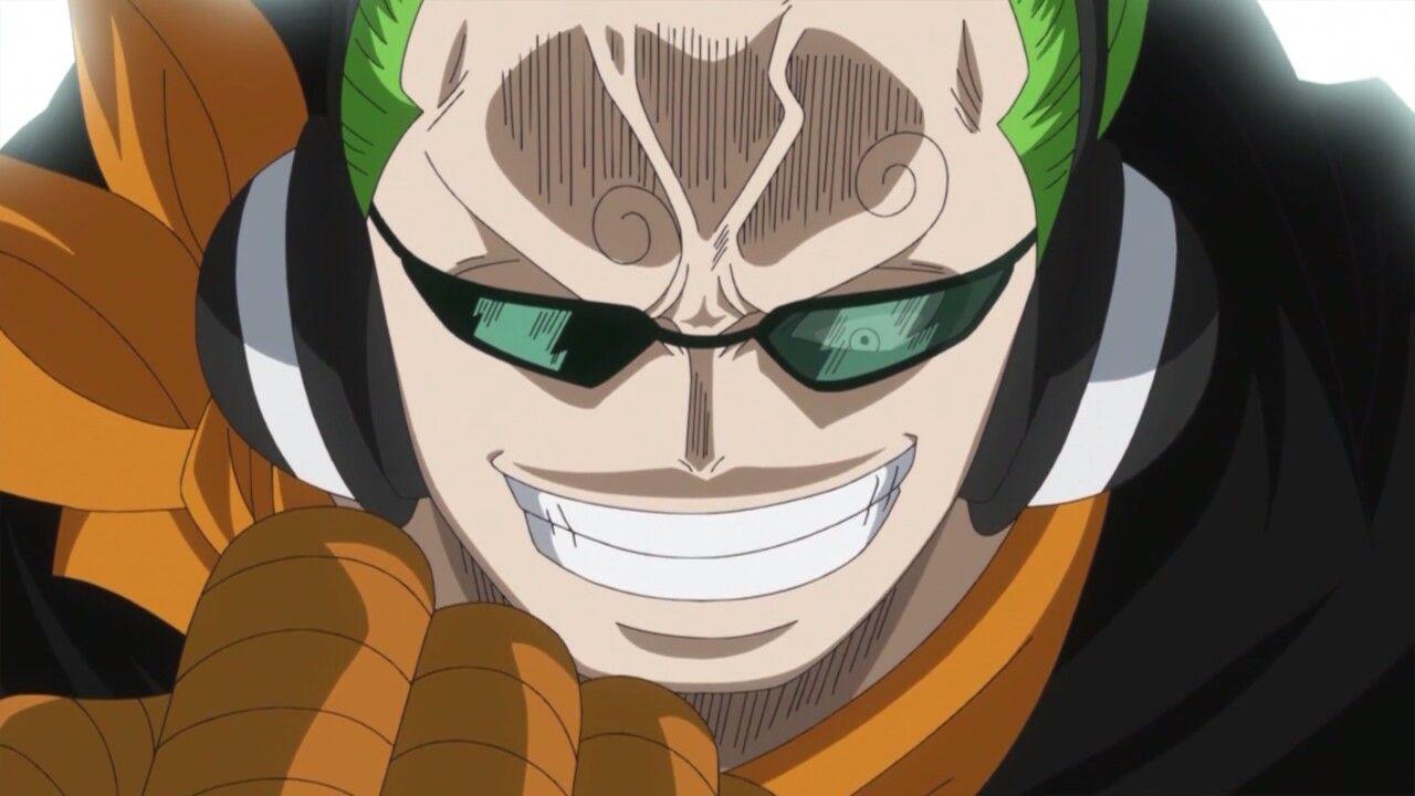 Yonji Vinsmoke - One Piece Episode 784