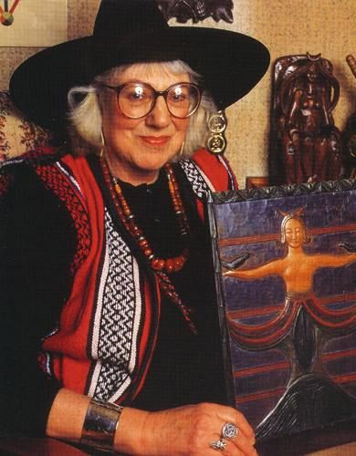 Doreen Valiente :: Mother of Contemporary Paganism and Wiccan High ...