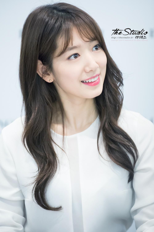 Park Shin Hye Hairstyle : hairstyle, 박신혜, Light, Bangs,, Hairstyle