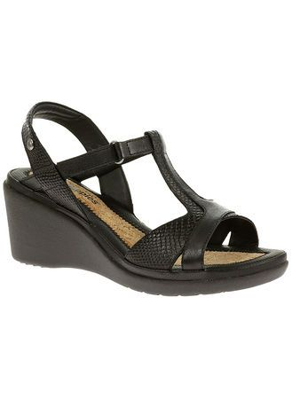 Hush Puppies® Natasha Russo Wedge - my last pair of HP sandals lasted 12  years