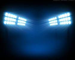 Unsigned Artist Looking For Radio Play Stadium Lighting Football Background Flood Lights