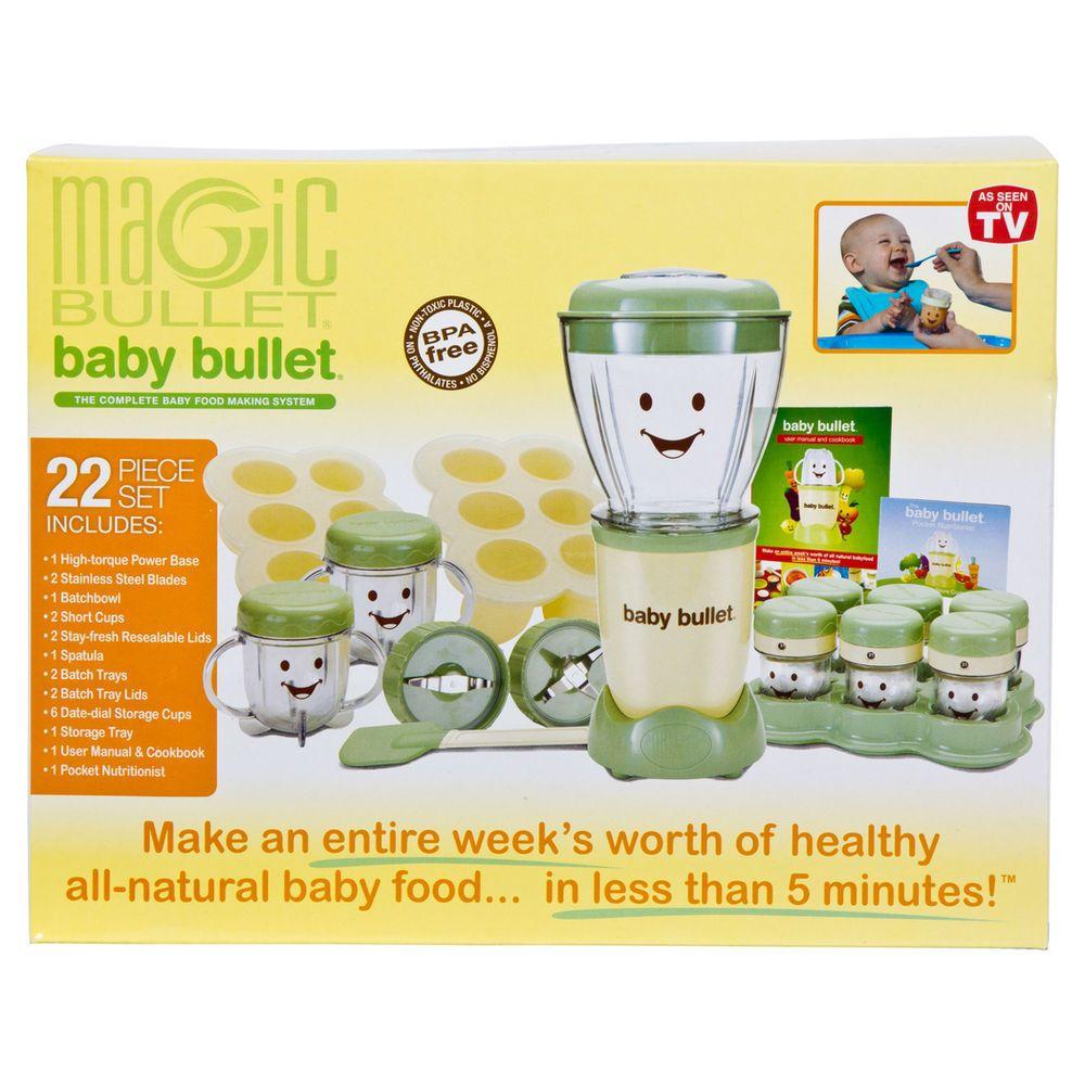 Buy Magic Bullet Baby Bullet Read Reviews Big W Online