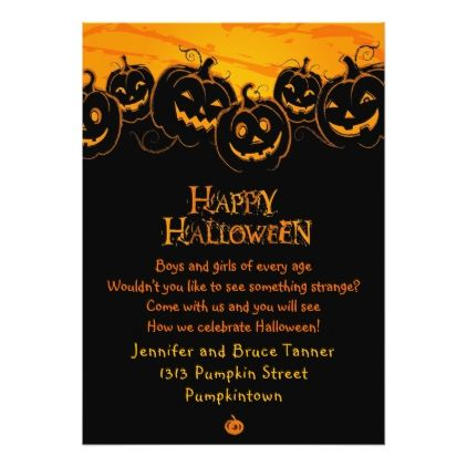 Gothic Maid Of Honor Proposal Invite Funny Halloween