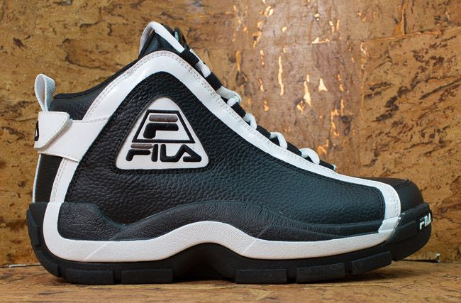 the best attitude 3217c 027b1 Fila 96 (Grant Hill 2) Black Fila Grant Hill, Best Basketball Shoes,