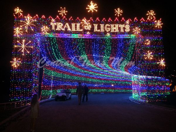Trail Of Lights 50th Anniversary Share Your Story Contests Trailmemories Central Texas Mom Zilker Park Light Trails Park Trails