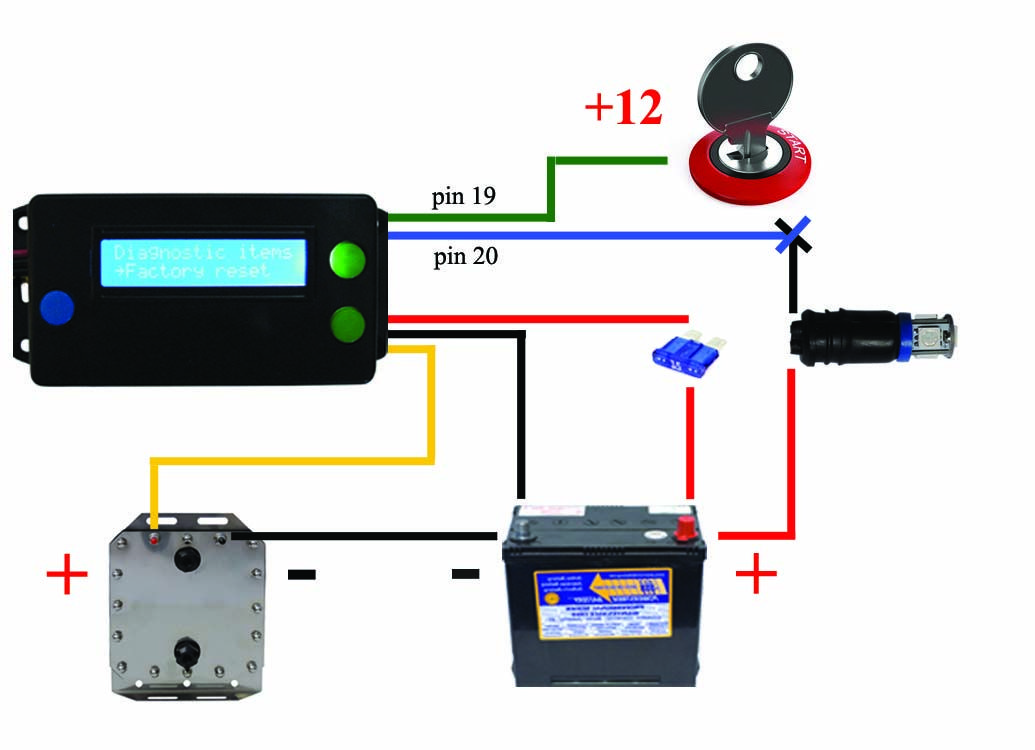 wiring diagram for the hho hydrogen sensors controller protuner wiring diagram for the hho hydrogen sensors controller protuner remote low water indicator installed in