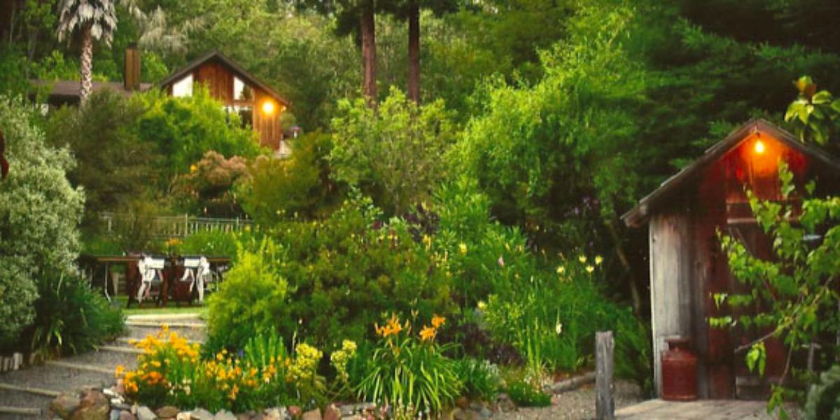 Weddings At Redwood Hill Gardens In Sebastopol Ca Wedding Spot Kitchen Designs Photo Gallery Garden On A Hill Garden Images