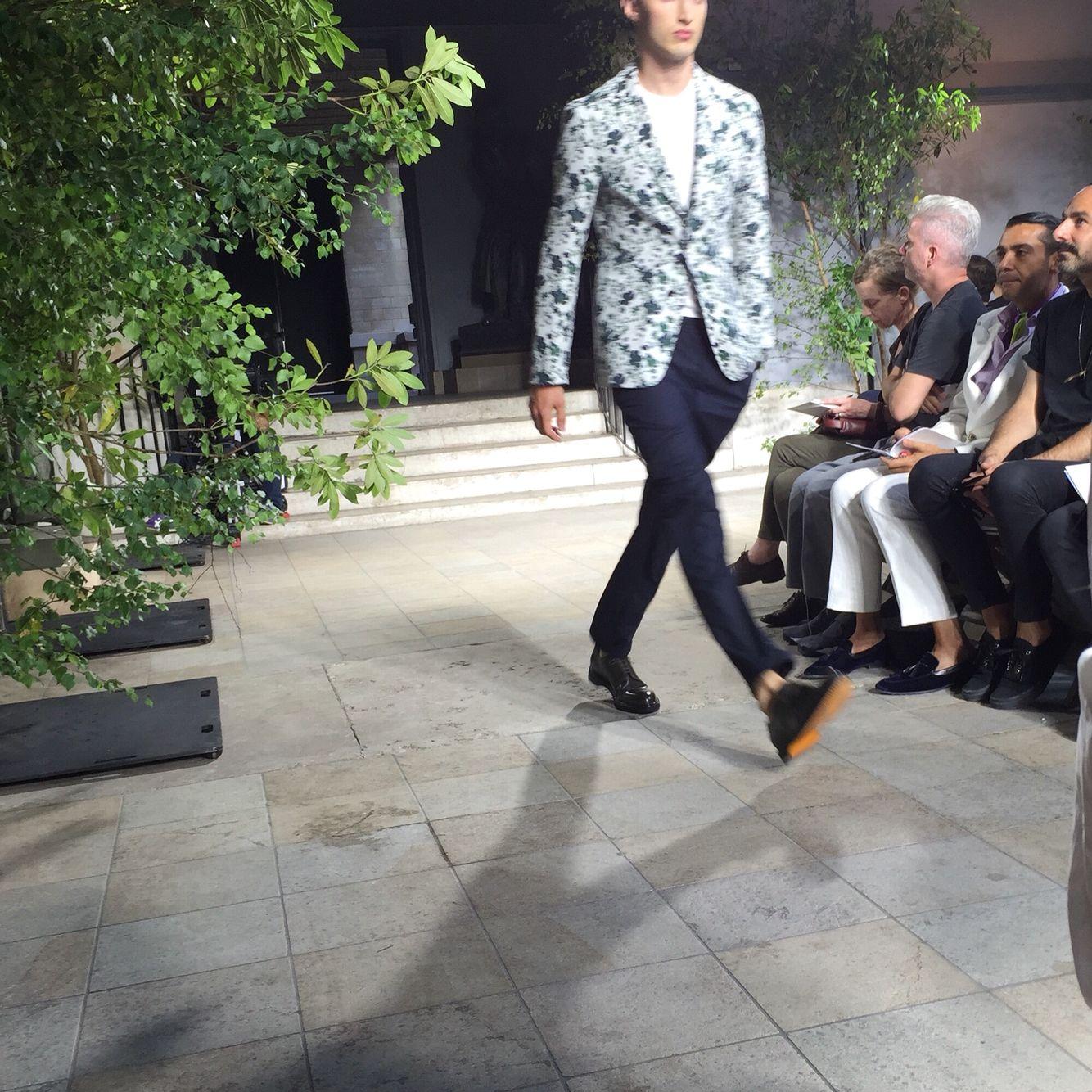Paris - Hermes Catwalk