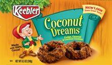 Keebler® Coconut Dreams™ cookies (AKA Samoas!)
