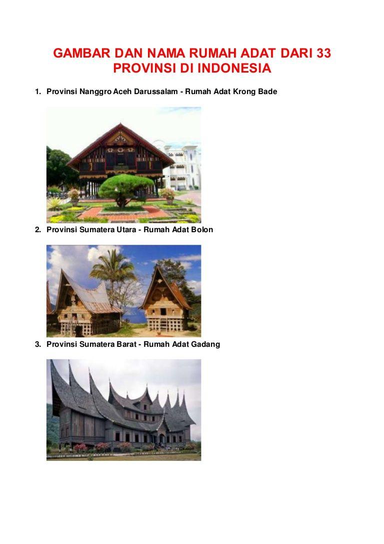 Rumah Adat Maluku Utara