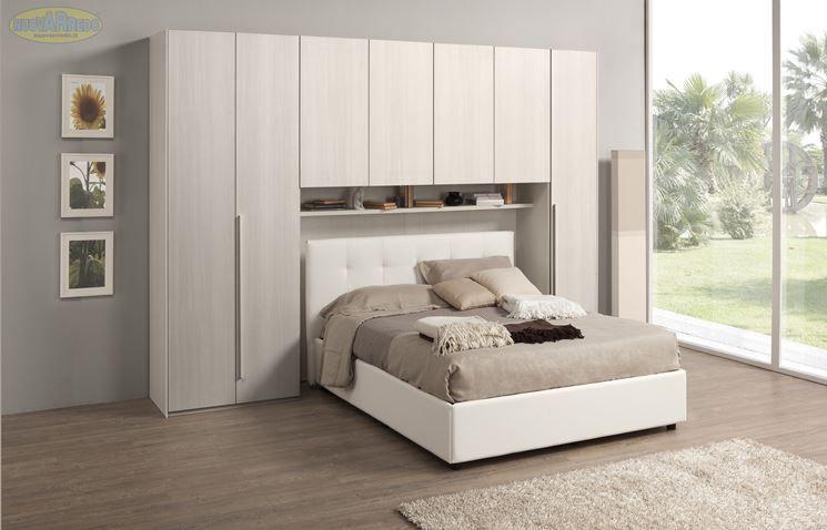 armadio ponte camera da letto - Cerca con Google  House ideas  Pinterest  Armadio, Google e Notte