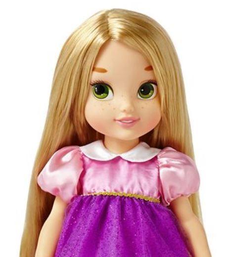 Disney Princess Toddler Doll With Dress: Details About NIB 15 Inch Disney Princess Tangled Rapunzel