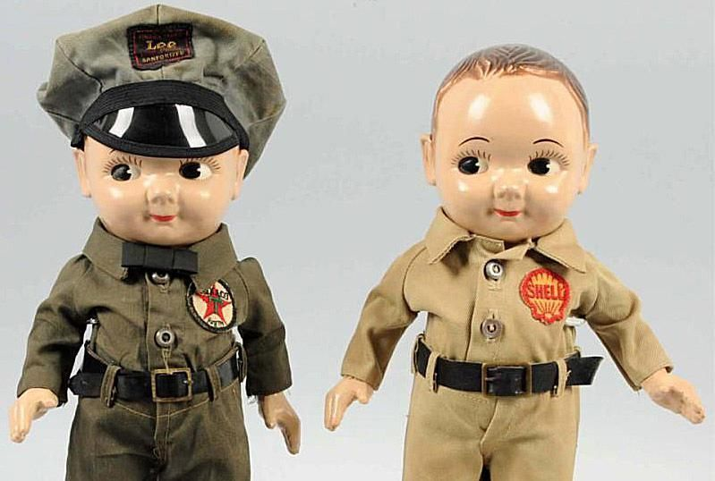 How Much Is a Vintage Buddy Lee Advertising Doll Worth