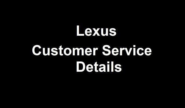 Toyota Lexus Customer Service Number Usa Lexus Phone Number Lexus Contact Number Lexus Support Number Lexus 1 800 Toll Fr Lexus Customer Service Service