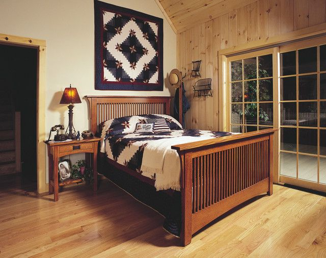 15 Beautiful Craftsman Bedroom Designs | Craftsman, Bedrooms and ...