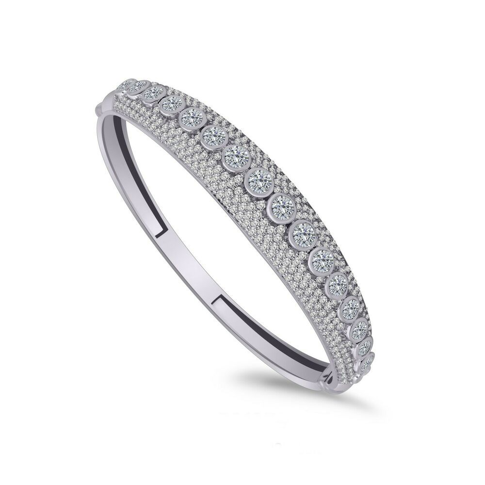 Pin On White Gold And Diamond Bracelet