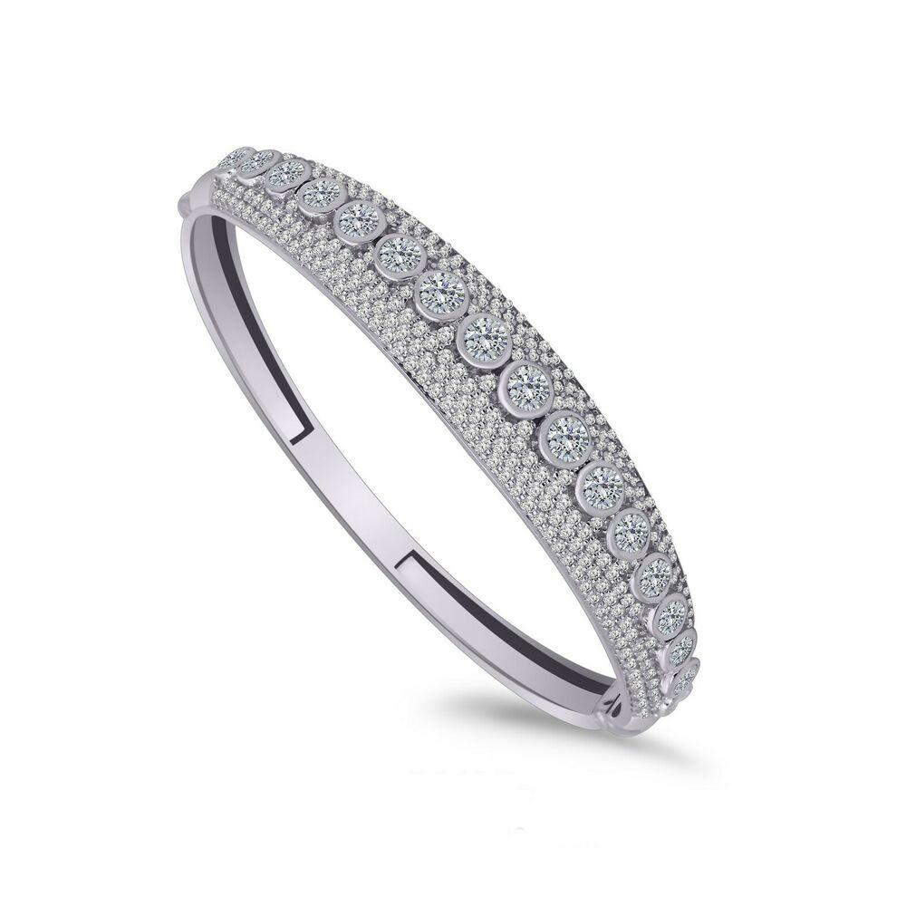 Pin On White Gold And Diamond Bracelet