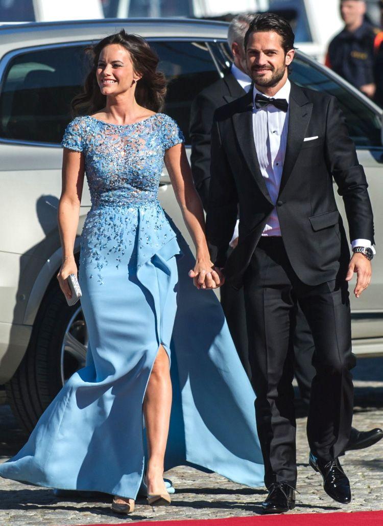 Prince Carl Philip & Sofia Hellqvist | Formal wedding ...