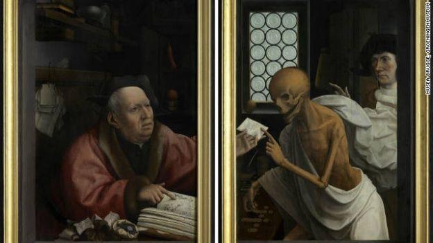 Art Depicting Death | Una sociedad mercantil en ascenso preocupada sobre los efectos de la ...