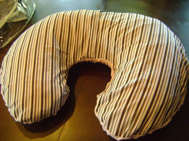 Make A Boppy Slipcover Tutorial Simple Pattern With No