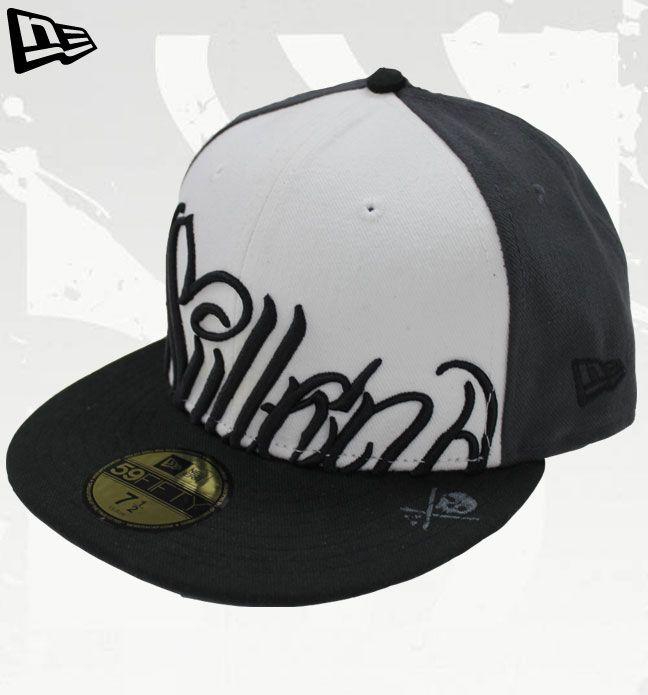 New Era NITTI Black White Grey Cap by Sullen Hats by Sullen  New Era ... 0f1deb5f10b1