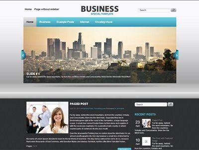tema wordpress gratis para negocios - #wordpress #plantillas #temas ...