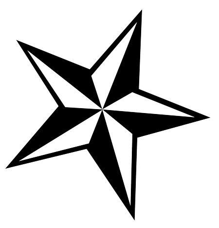 Images Star Tattoos Star Tattoos Star Tattoo Designs Tribal Tattoos