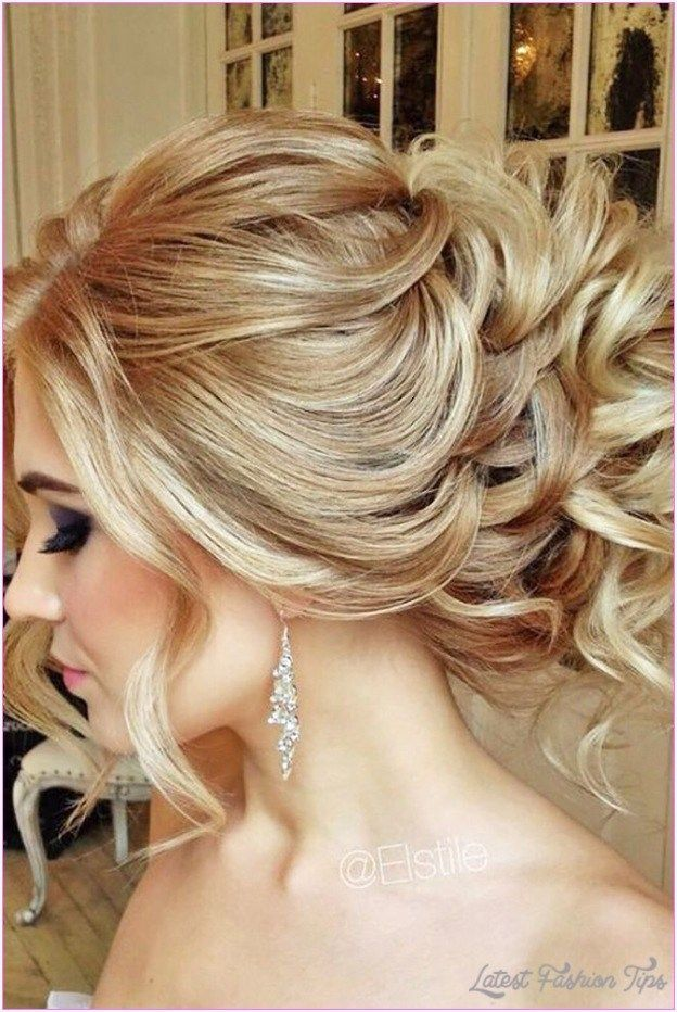 41 Cute Hairstyles For Wedding Guests 67 Hairstyles For Wedding Guests Latestfashiontips 1 Wedd Medium Hair Styles Formal Hairstyles For Long Hair Hair Styles